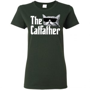 The Catfather The Godfather Women's T-Shirt