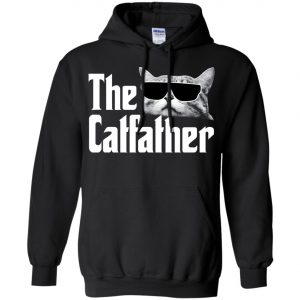 The Catfather The Godfather Hoodie Amazon Best Seller