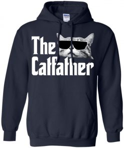 The Catfather The Godfather Hoodie