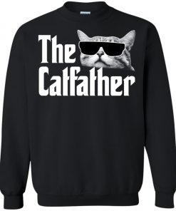 The Catfather The Godfather Sweatshirt Amazon Best Seller