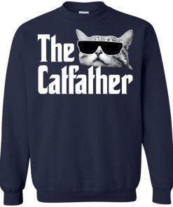 The Catfather The Godfather Sweatshirt