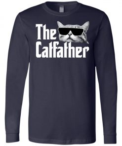 The Catfather The Godfather Long Sleeve