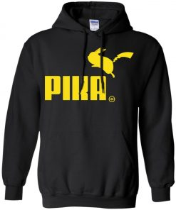 Pokemon Pikachu Puma Pika Hoodie Amazon Best Seller