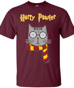 Muggle Cat Harry Potter Men's T-Shirt