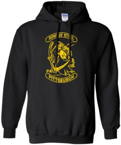 Son Of Steel Pittsburgh Steeler Hoodie