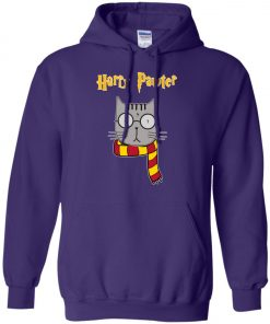 Muggle Cat Harry Potter Hoodie