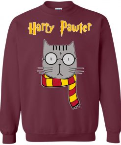 Muggle Cat Harry Potter Sweatshirt