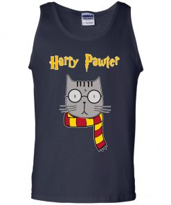 Muggle Cat Harry Potter Men's Tank Top