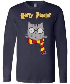 Muggle Cat Harry Potter Long Sleeve