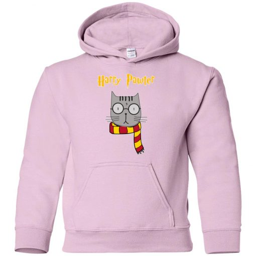 Muggle Cat Harry Potter Youth Hoodie