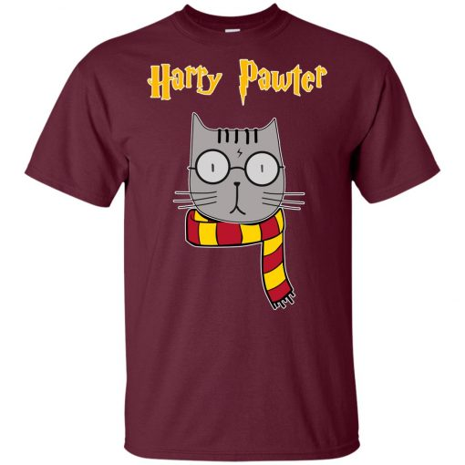 Muggle Cat Harry Potter Youth T-Shirt