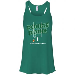 Philadelphia Eagles Double Doink Gear Women's Tank Top