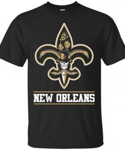 New Orleans Saints Mardi Gras Men's T-Shirt