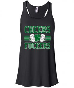 Patricks Day Irish Cheers Beer Women's Tank Top