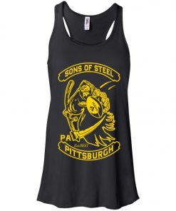 Son Of Steel Pittsburgh Steeler Women's Tank Top