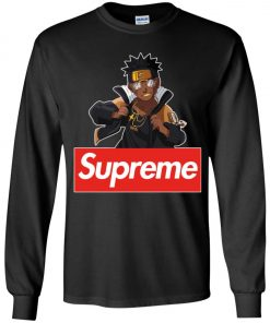 Supreme Naruto Bape Youth Sweatshirt