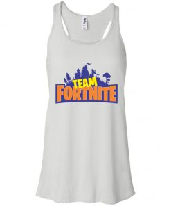 Team Fortnite Batle Royale Women's Tank Top