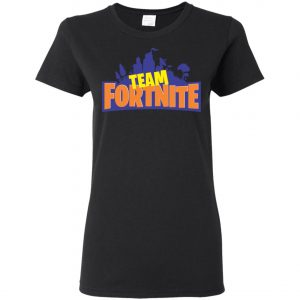 Team Fortnite Batle Royale Women's T-Shirt