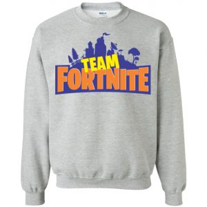 Team Fortnite Batle Royale Sweatshirt