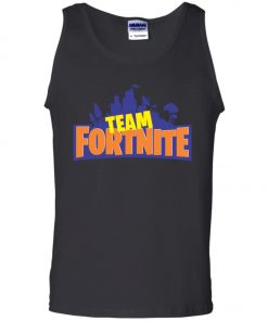 Team Fortnite Batle Royale Men's Tank Top
