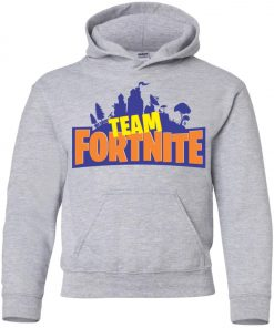 Team Fortnite Batle Royale Youth Hoodie