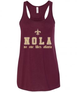Saitns NOLA No One Like Atlanta Women's Tank Top