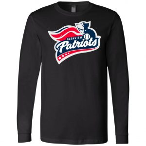 Patriots Glenview Primary Long Sleeve