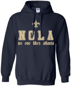 Saitns NOLA No One Like Atlanta Hoodie