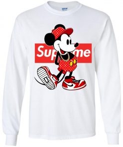 Supreme x Mickey Mouse Youth Sweatshirt