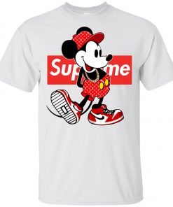 Supreme x Mickey Mouse Youth T-Shirt