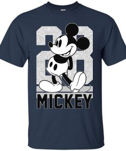 28 Birthday Mickey Mouse Men's T-Shirt