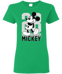 28 Birthday Mickey Mouse Women's T-Shirt