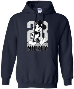 28 Birthday Mickey Mouse Hoodie