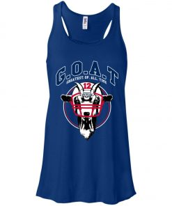 GOAT 12 Patriots Tom Brady Women's Tank Top