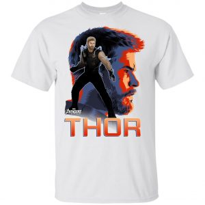 Avenger Thor Profile Youth T-Shirt