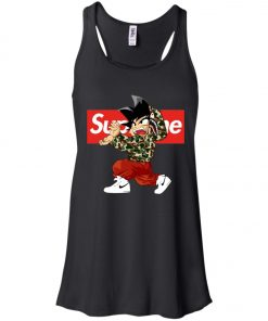 Goku x Supreme Bape Women's Tank Top