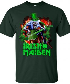 Iron Maiden Irish Men's T-Shirt