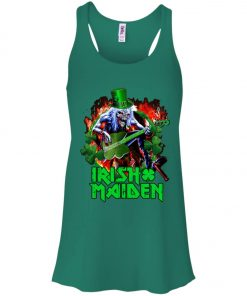 Iron Maiden Irish Women's Tank Top