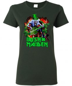 Iron Maiden Irish Women's T-Shirt