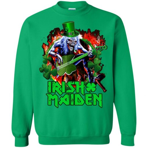 Iron Maiden Irish Sweatshirt