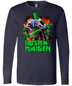 Iron Maiden Irish Long Sleeve