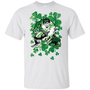 Lucky Charm Irish Hulk Youth T-Shirt