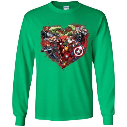 Marvelaholic Avenger Fans Youth Sweatshirt