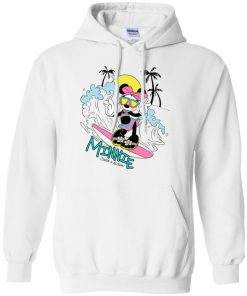 Minnie Mouse Catch A Wave Hoodie