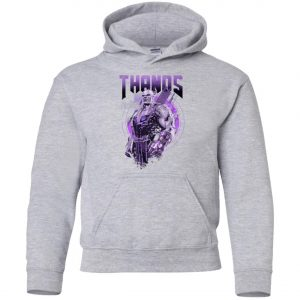 Power Of Thanos Youth Hoodie