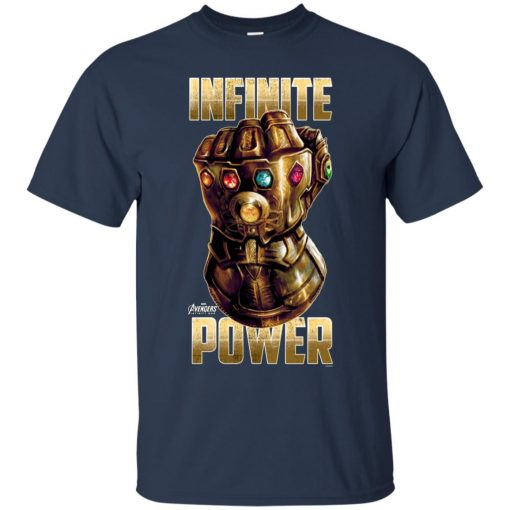 Thanos The Infinity Gauntlet Power Men's T-Shirt