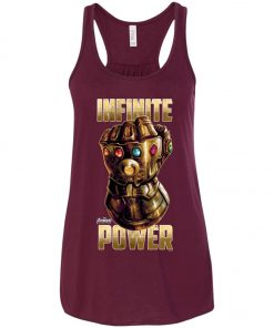 Thanos The Infinity Gauntlet Power Women's Tank Top