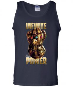 Thanos The Infinity Gauntlet Power Men's Tank Top