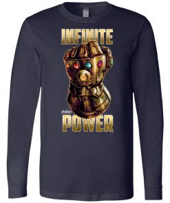 Thanos The Infinity Gauntlet Power Long Sleeve