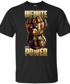 Thanos The Infinity Gauntlet Power Youth T-Shirt